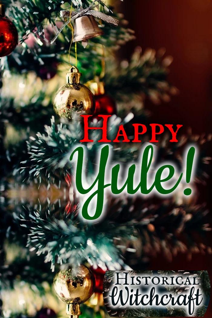 Happy Yule!
