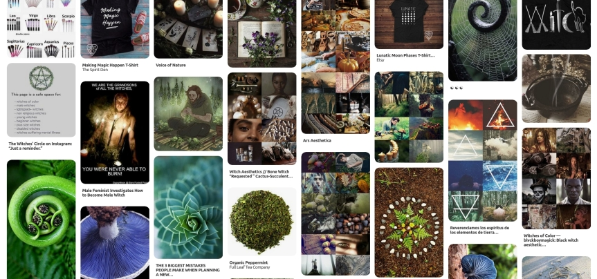 historical witchcraft on pinterest