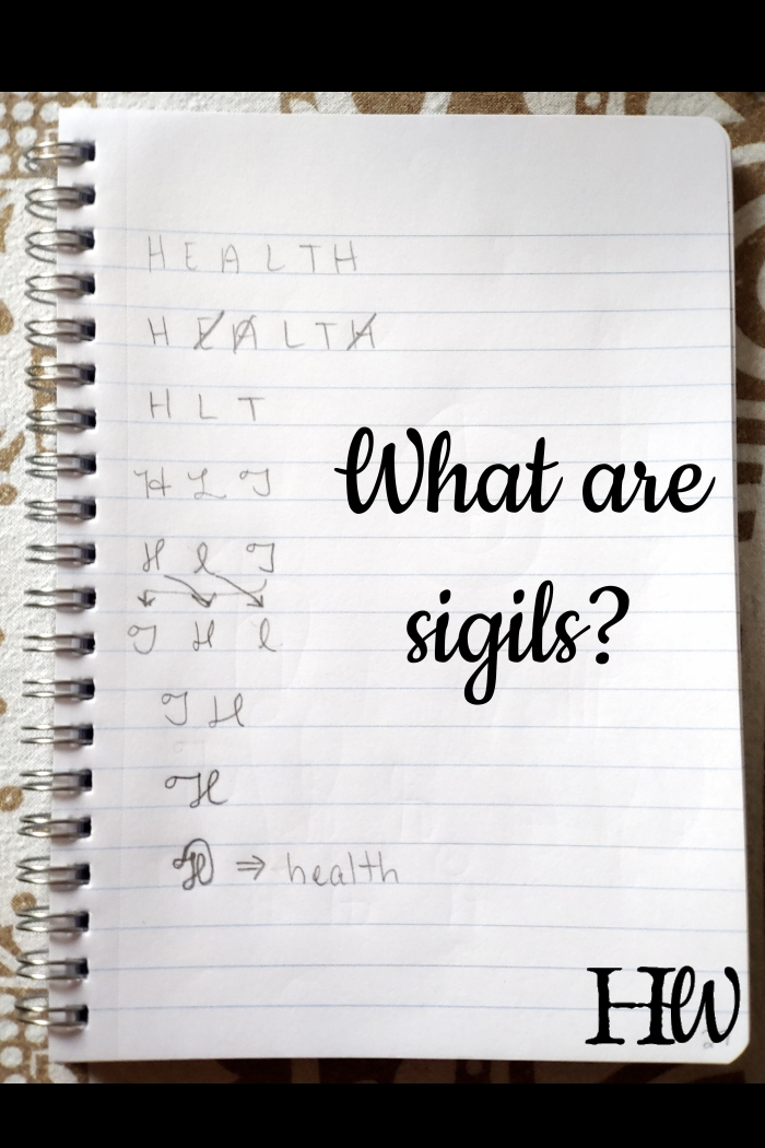 Sigils: What is a sigil? How to make a sigil.