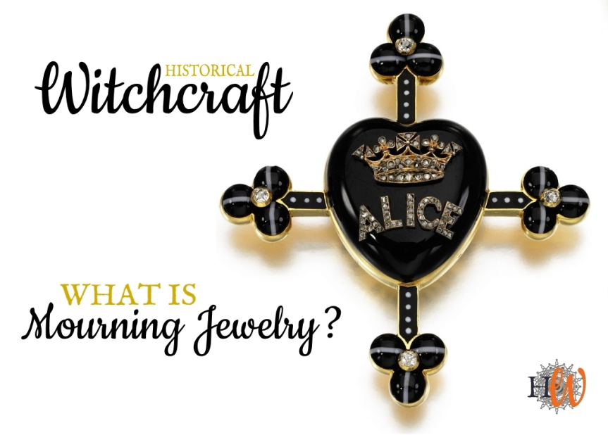 What is Mourning Jewelry?
